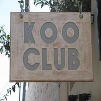 Koo club is the largest club in Fira Santorini.